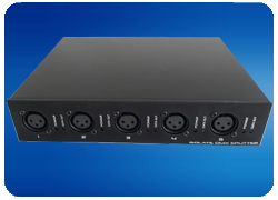 5 CH.Isolate DMX Splitter (Rack/Truss)